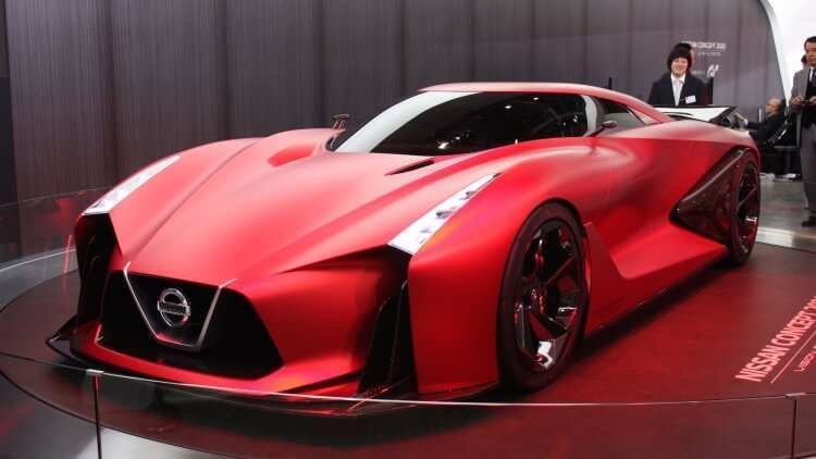 54 Best Review 2020 Nissan Gran Turismo History by 2020 Nissan Gran Turismo