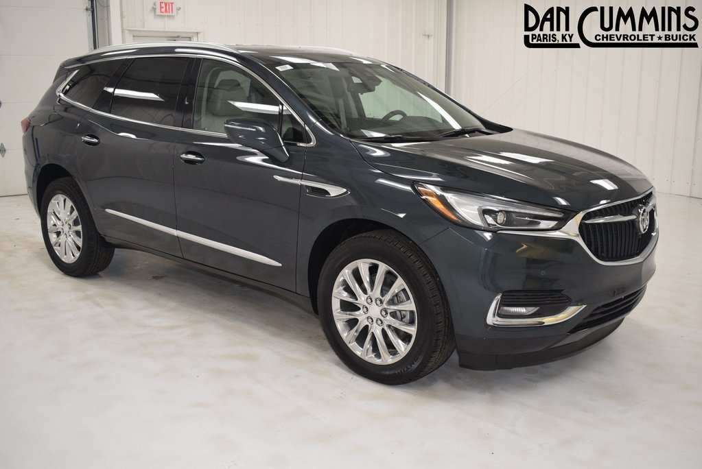 54 Concept of 2019 Buick Enclave Configurations with 2019 Buick Enclave