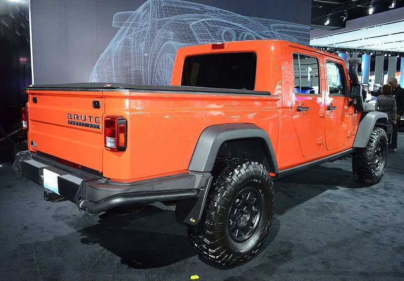 54 Concept of 2019 Jeep Wrangler Auto Show Rumors with 2019 Jeep Wrangler Auto Show