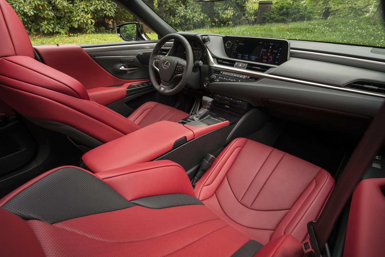 54 Concept of 2019 Lexus Es Interior Pictures for 2019 Lexus Es Interior