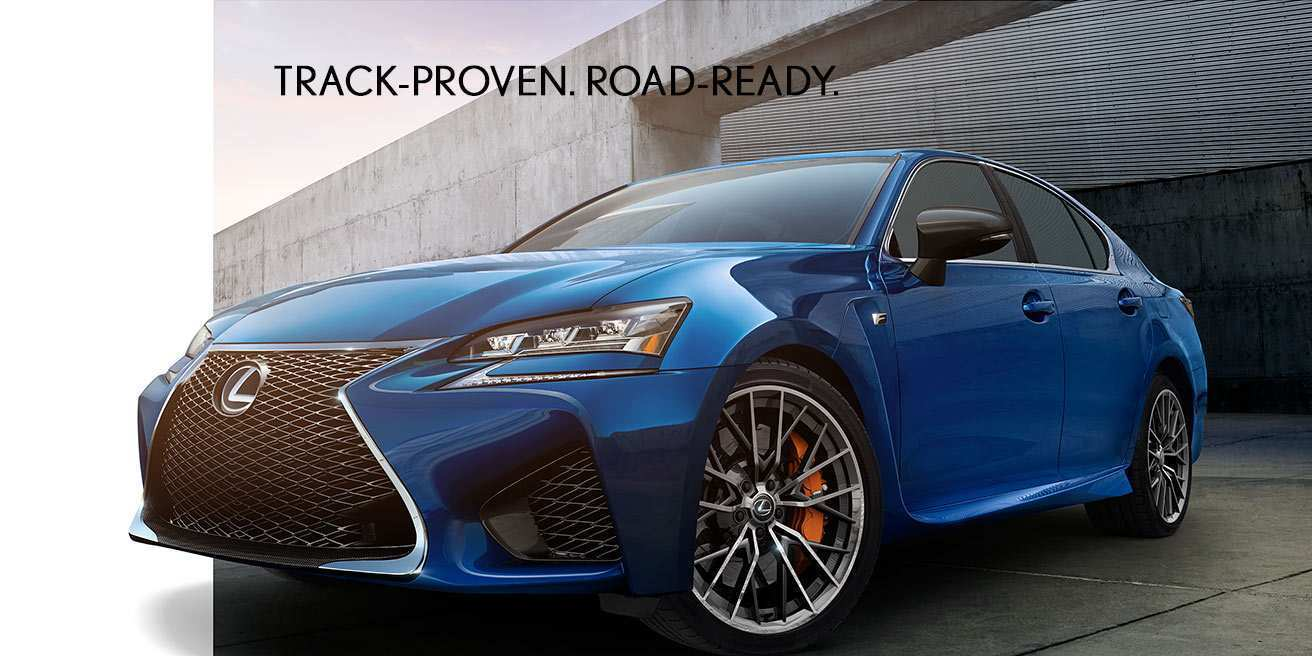 54 Concept of 2019 Lexus Gs F Sport Redesign and Concept with 2019 Lexus Gs F Sport