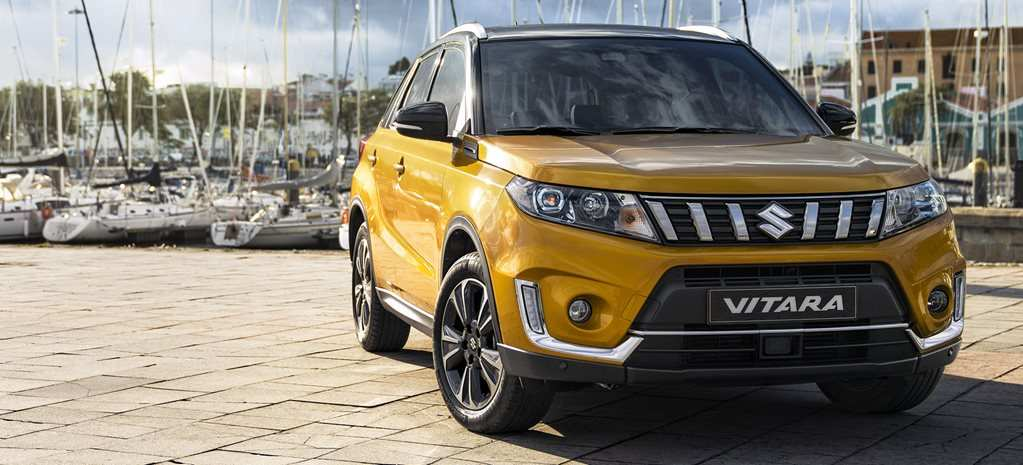 54 Concept of 2019 Suzuki Suv Configurations with 2019 Suzuki Suv