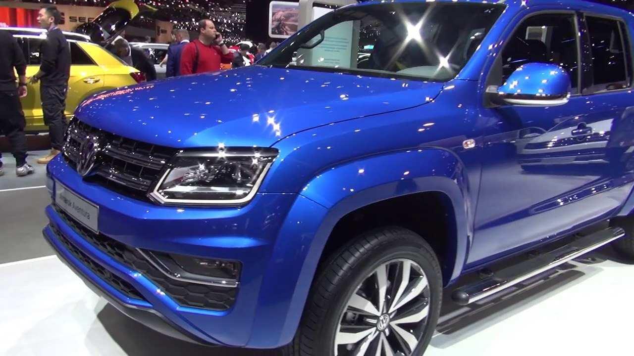54 Concept of 2019 Volkswagen Pickup Truck New Concept by 2019 Volkswagen Pickup Truck
