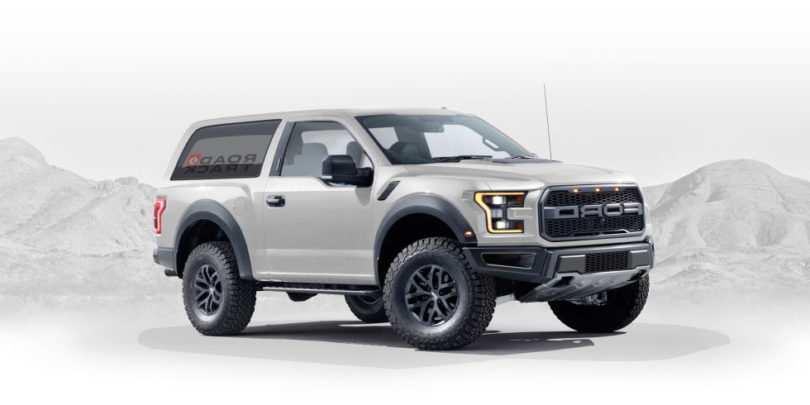 54 Concept of 2020 Ford Bronco 6G Exterior for 2020 Ford Bronco 6G