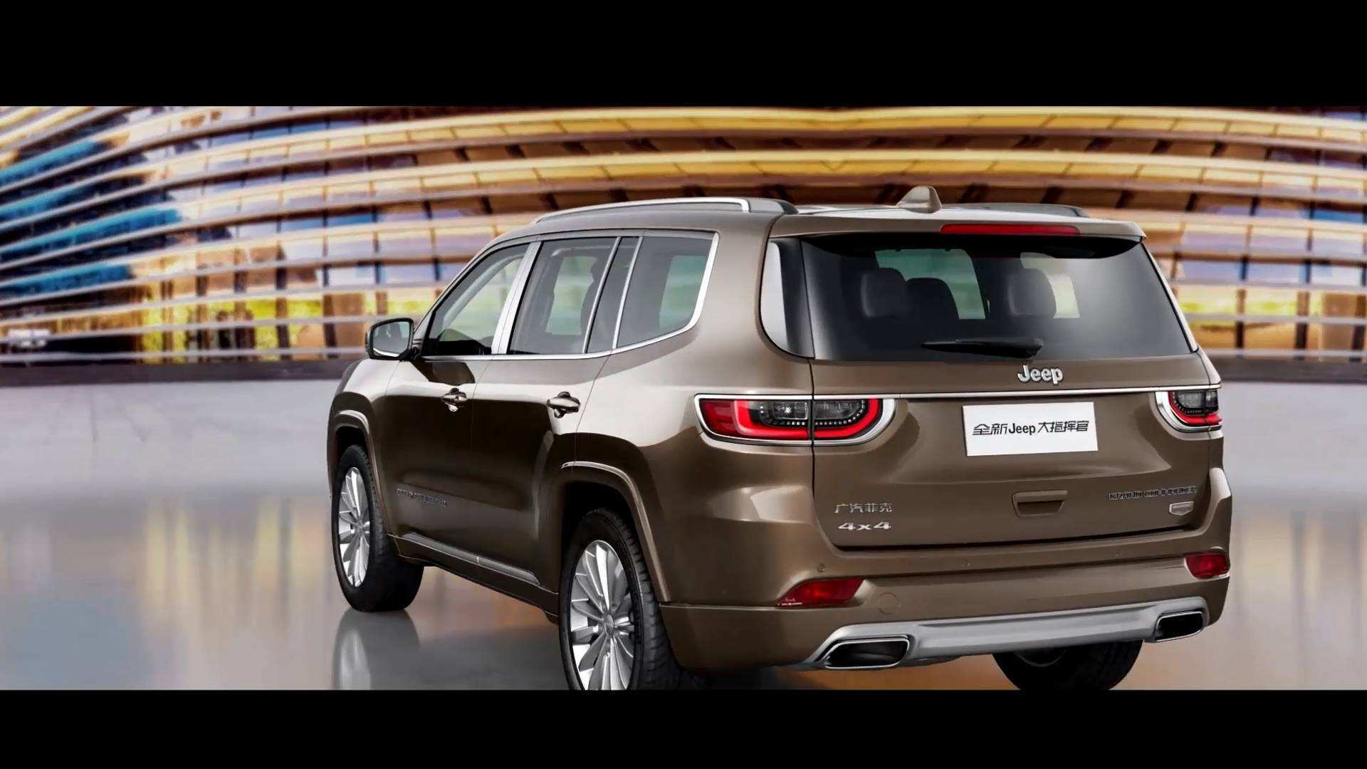 54 Concept of 2020 Jeep Commander Exterior by 2020 Jeep Commander