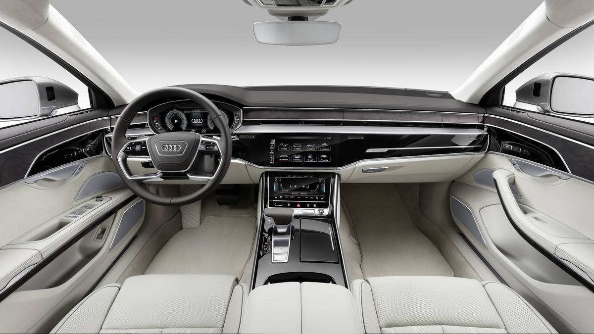 54 Gallery of 2019 Audi A8 Features Exterior with 2019 Audi A8 Features
