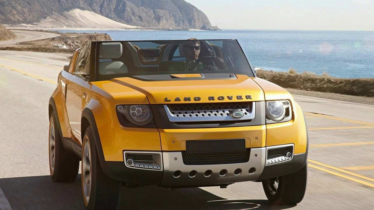 54 Gallery of 2019 Land Rover Defender Price Spesification by 2019 Land Rover Defender Price
