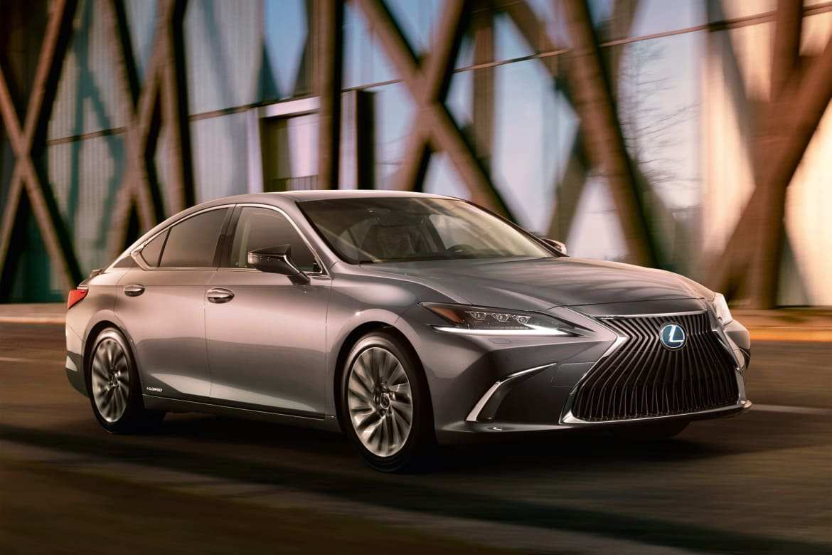 54 Gallery of 2019 Lexus Es Review Pictures with 2019 Lexus Es Review