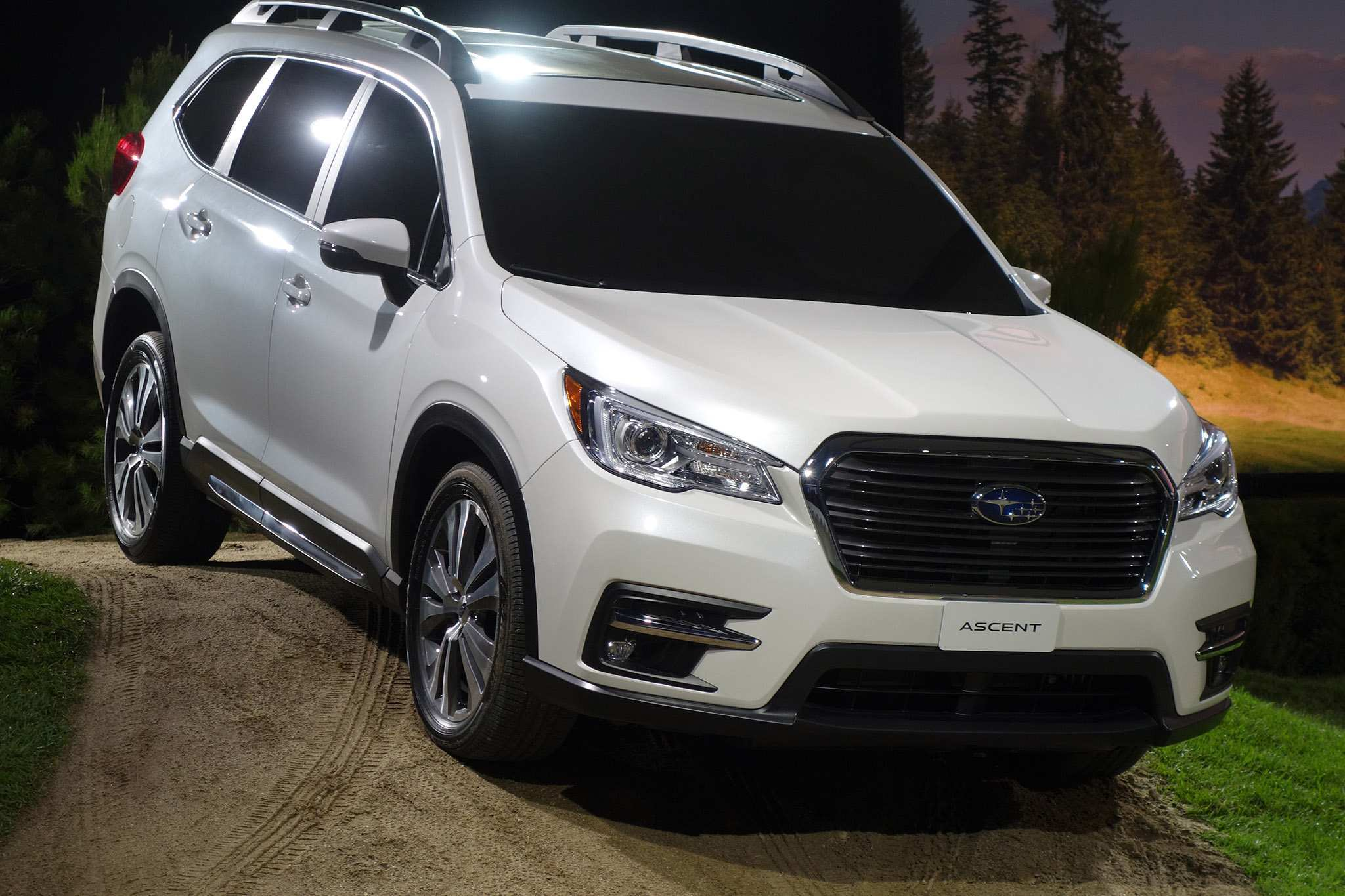54 Gallery of 2019 Subaru Ascent Mpg Speed Test by 2019 Subaru Ascent Mpg