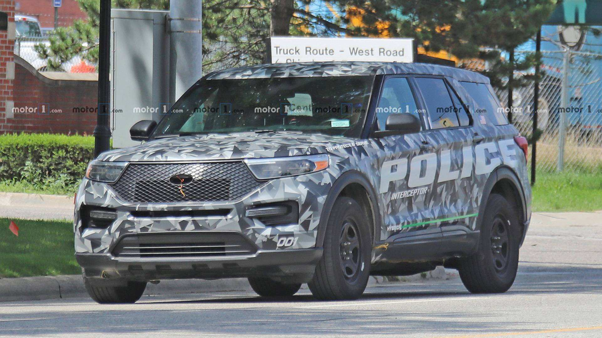 54 Gallery of 2020 Ford Police Utility Price with 2020 Ford Police Utility