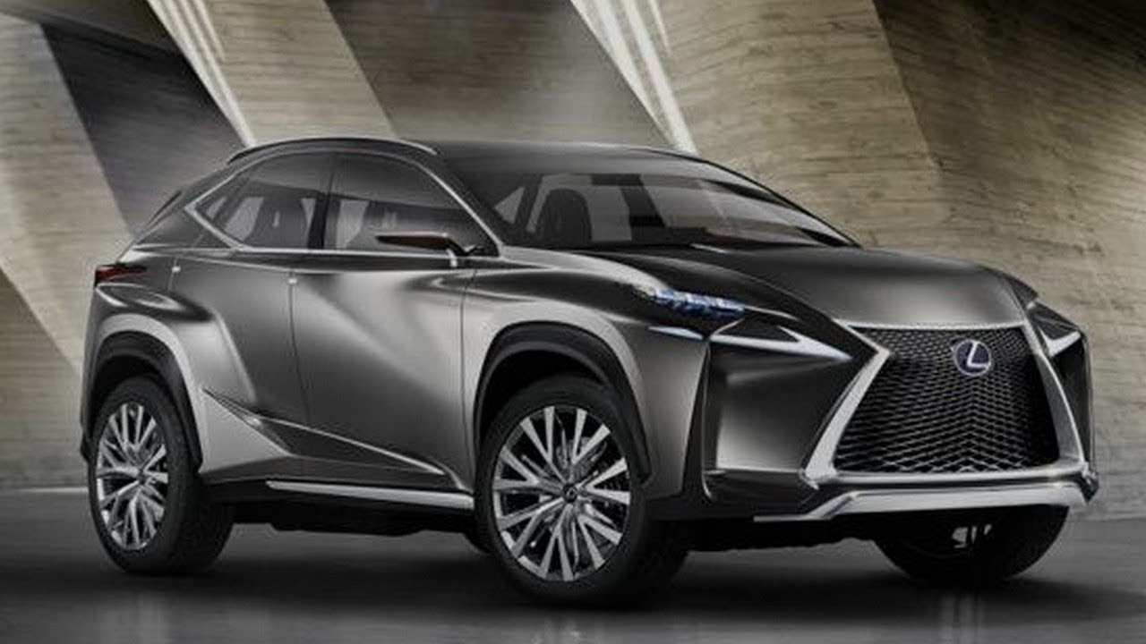 54 Gallery of 2020 Lexus Rx First Drive with 2020 Lexus Rx