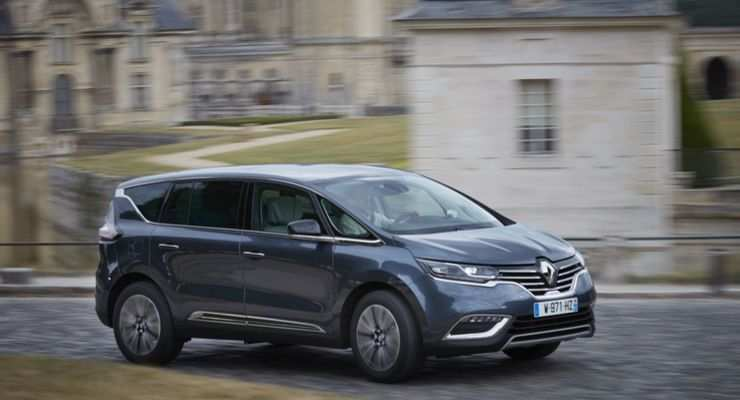54 Gallery of Renault Espace 2019 Redesign and Concept with Renault Espace 2019