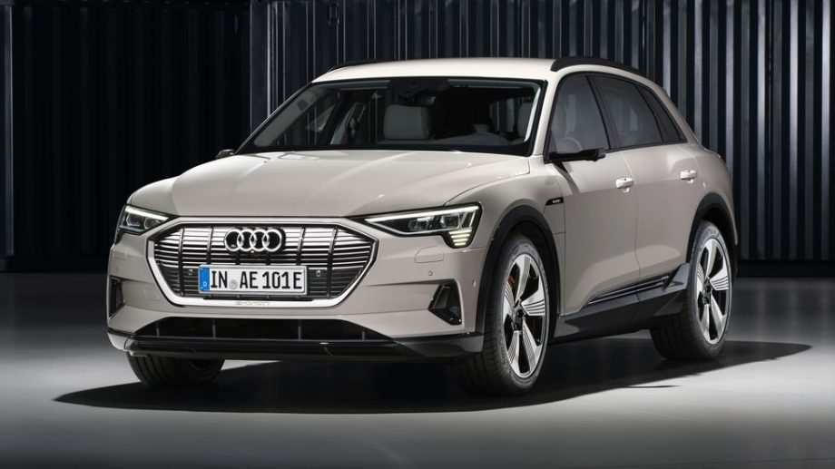 54 Great 2019 Audi E Tron Quattro Cost Spy Shoot by 2019 Audi E Tron Quattro Cost