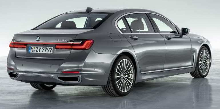 54 Great 2019 Bmw 7 Series Changes Overview for 2019 Bmw 7 Series Changes