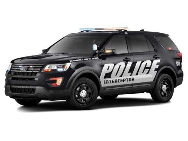 54 Great 2019 Ford Police Interceptor Redesign and Concept with 2019 Ford Police Interceptor