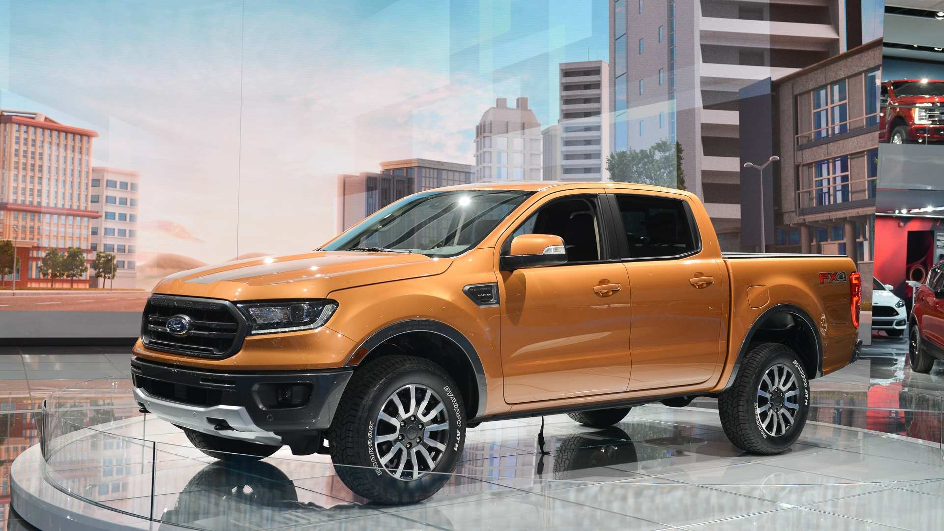 54 Great 2019 Ford Ranger Auto Show Review by 2019 Ford Ranger Auto Show