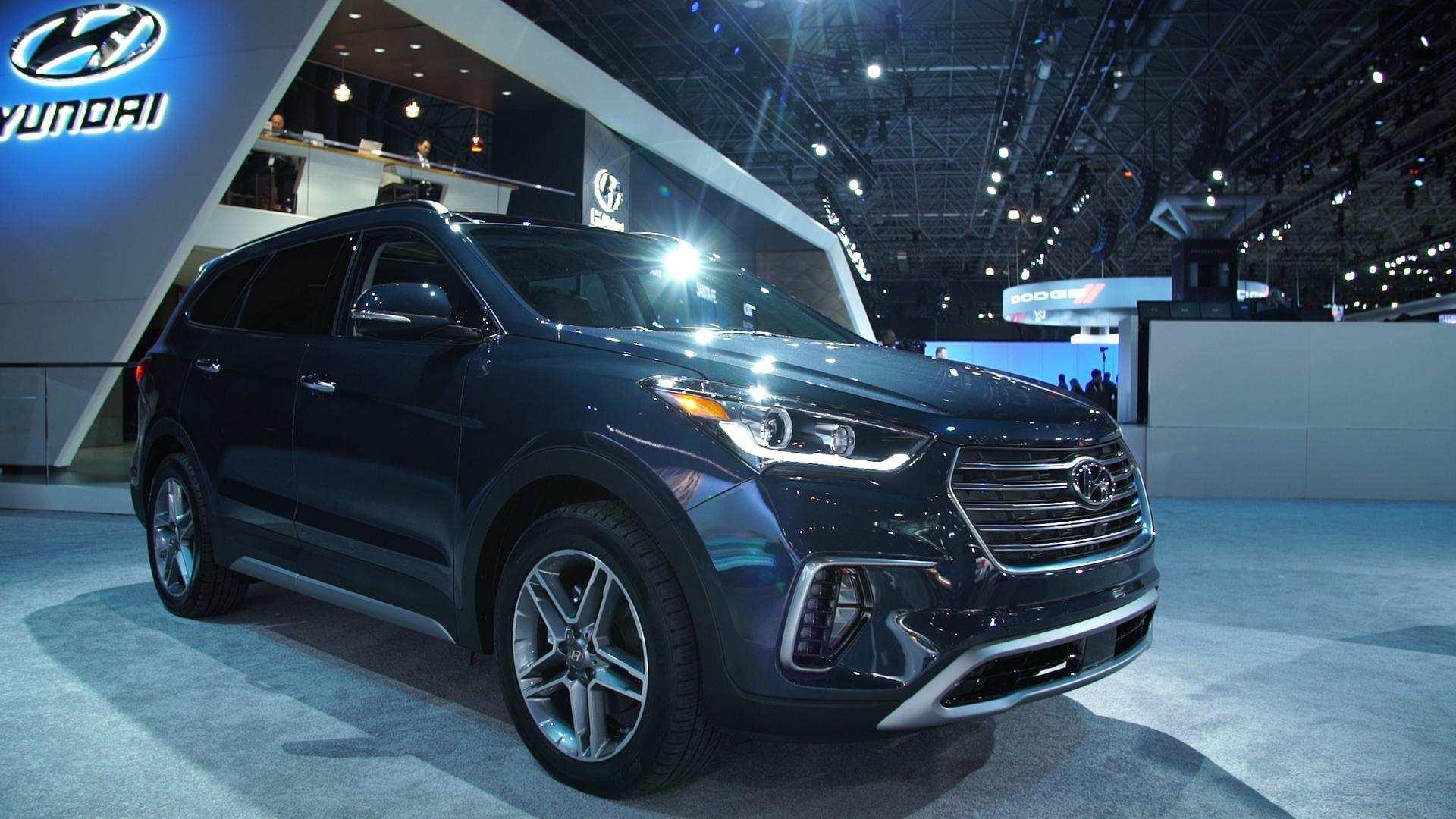 54 Great 2019 Hyundai Santa Fe Pickup Pricing with 2019 Hyundai Santa Fe Pickup