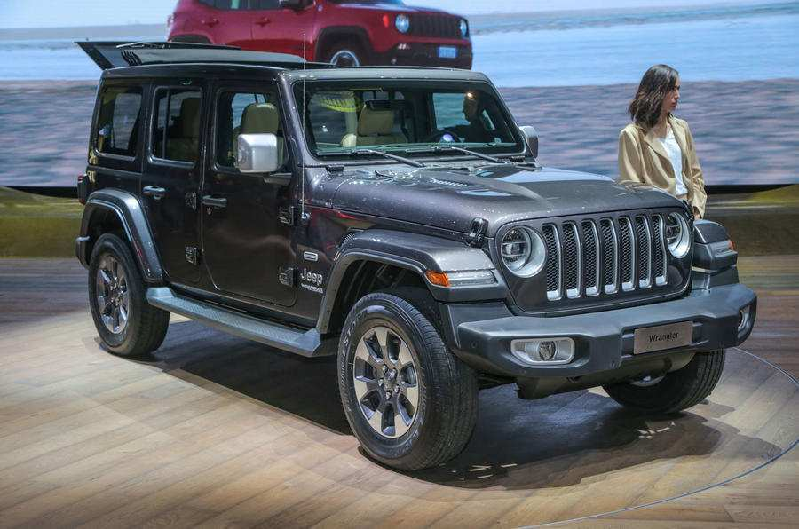 54 Great 2019 Jeep New Model Redesign and Concept by 2019 Jeep New Model