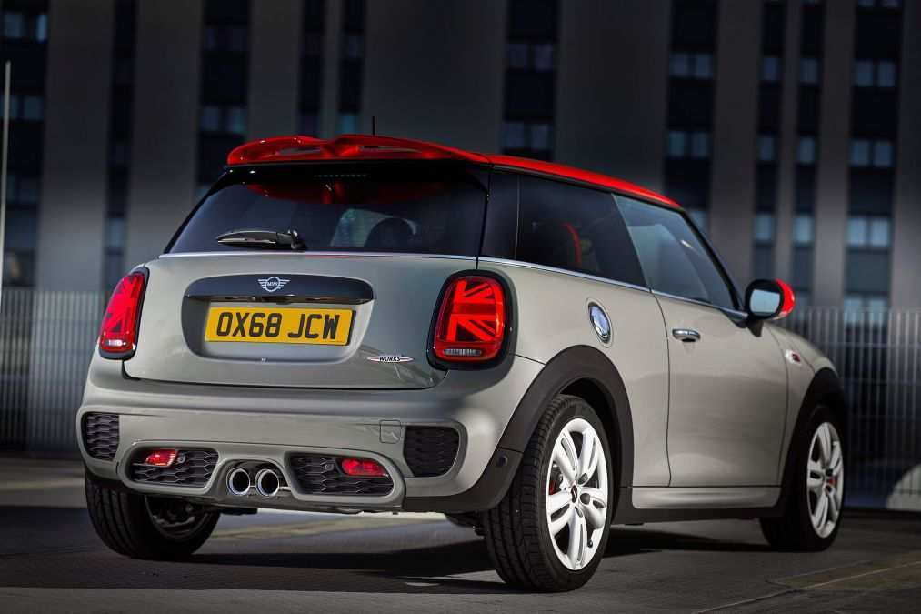 54 Great 2019 Mini Jcw Review Wallpaper with 2019 Mini Jcw Review