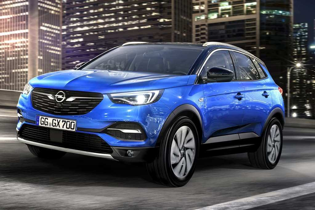 54 Great 2019 Opel Suv Style for 2019 Opel Suv