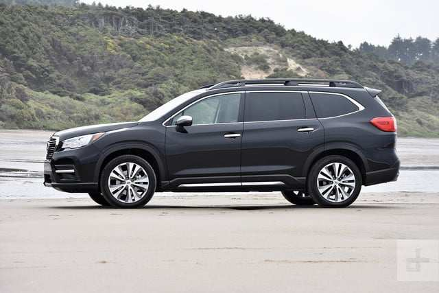 54 Great 2019 Subaru Ascent Mpg Performance by 2019 Subaru Ascent Mpg