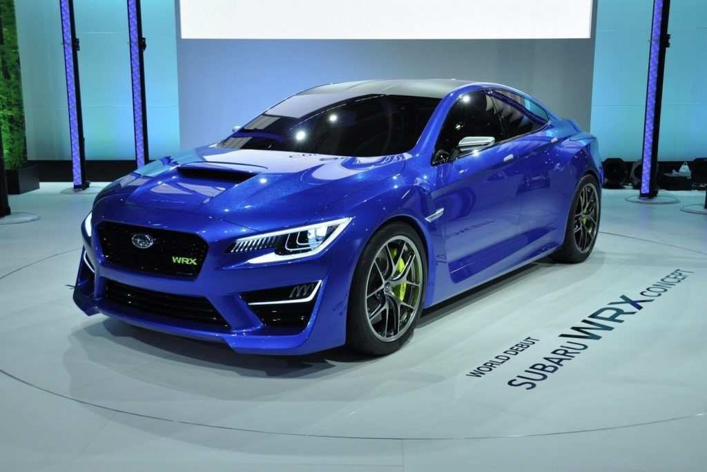 54 Great 2019 Subaru Wrx Sti Review Exterior and Interior with 2019 Subaru Wrx Sti Review