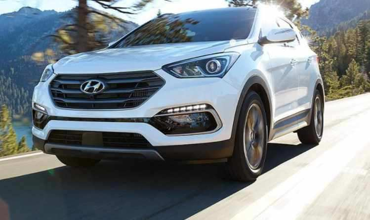 54 Great 2020 Hyundai Santa Fe Sport Interior by 2020 Hyundai Santa Fe Sport