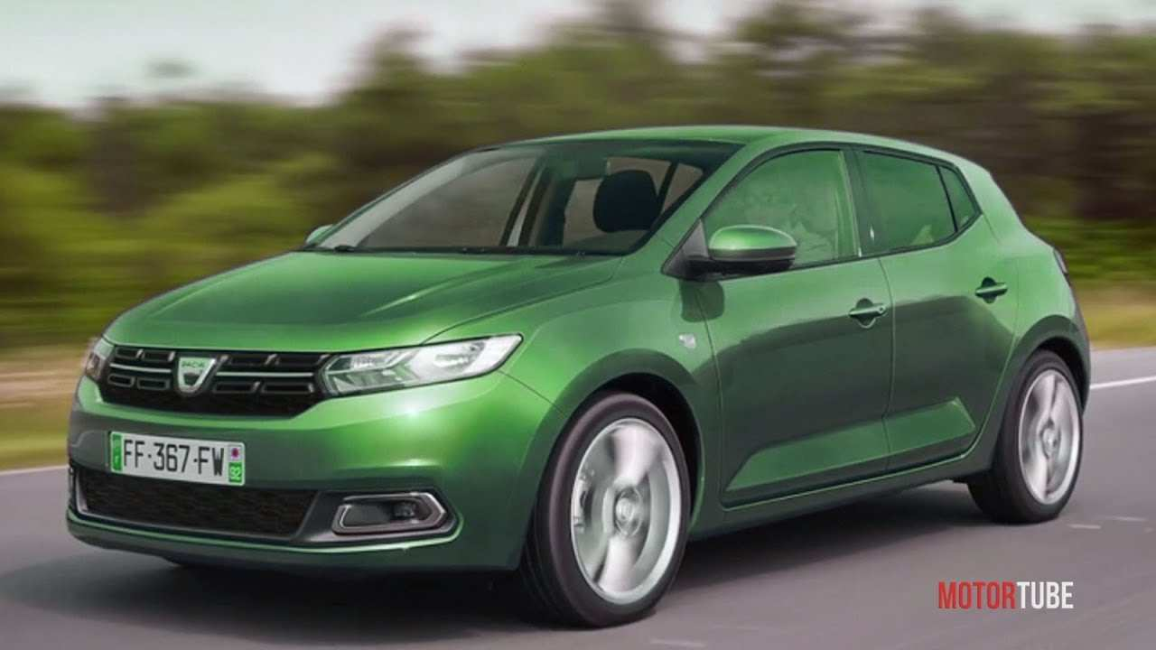 54 Great Dacia Sandero 2019 Spy Shoot for Dacia Sandero 2019