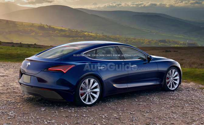 54 Great Tesla S 2020 Concept for Tesla S 2020