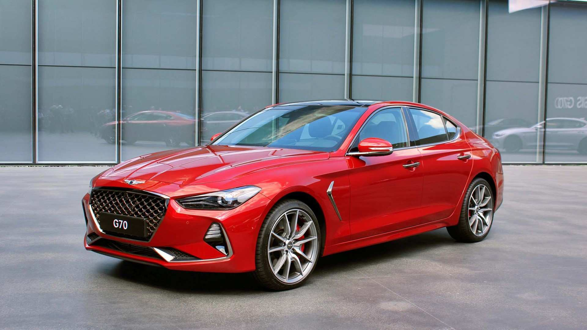 54 New 2019 Genesis G70 Price Exterior and Interior by 2019 Genesis G70 Price