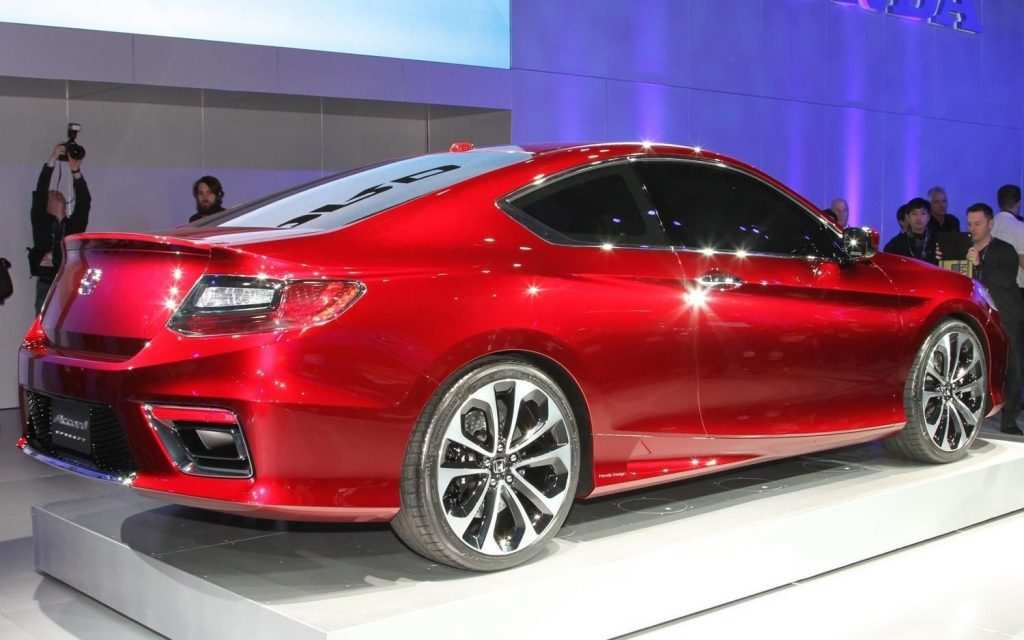 54 New 2019 Honda Accord Coupe Release Date Photos for 2019 Honda Accord Coupe Release Date