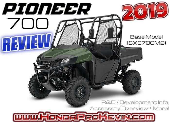 54 New 2019 Honda Pioneer History with 2019 Honda Pioneer