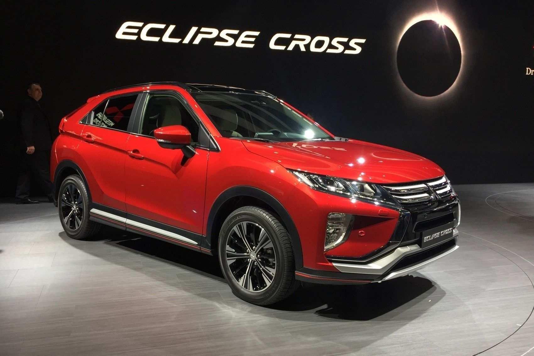 54 New 2019 Mitsubishi Crossover New Concept by 2019 Mitsubishi Crossover