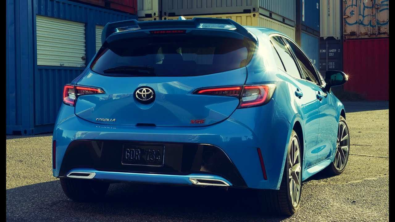 54 New 2019 Toyota Corolla Im Exterior for 2019 Toyota Corolla Im