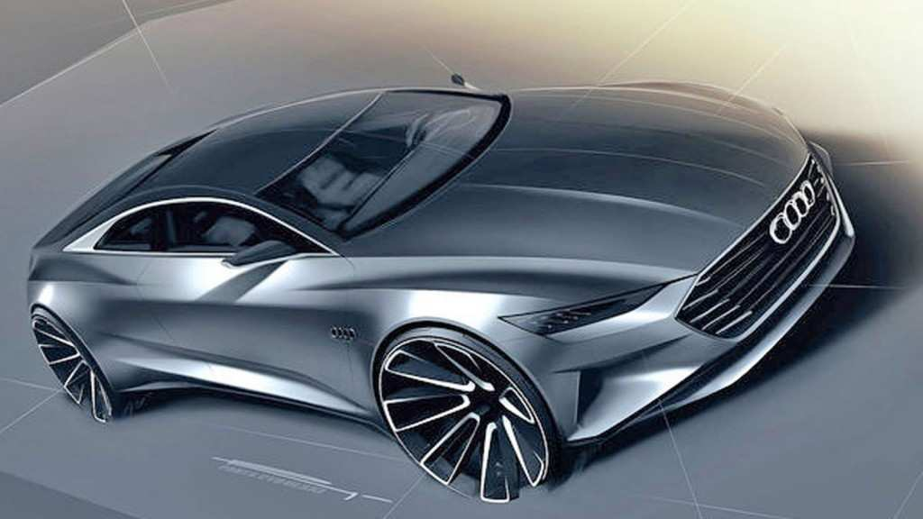 54 New 2020 Audi A9 E Tron Concept for 2020 Audi A9 E Tron