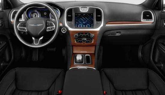 54 New 2020 Chrysler 300 Redesign Interior for 2020 Chrysler 300 Redesign