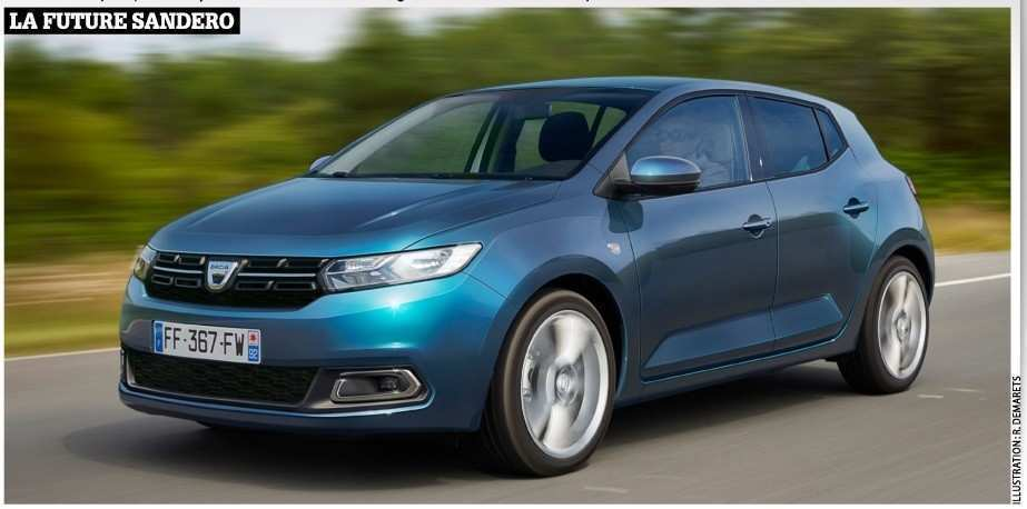 54 New Nouvelle Dacia 2019 Performance and New Engine by Nouvelle Dacia 2019