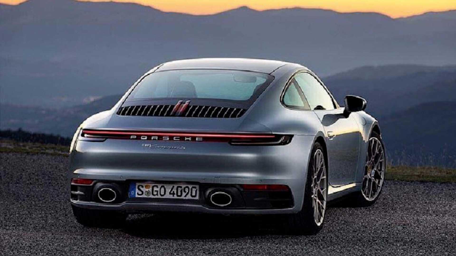 54 New Porsche Targa 2020 Interior for Porsche Targa 2020