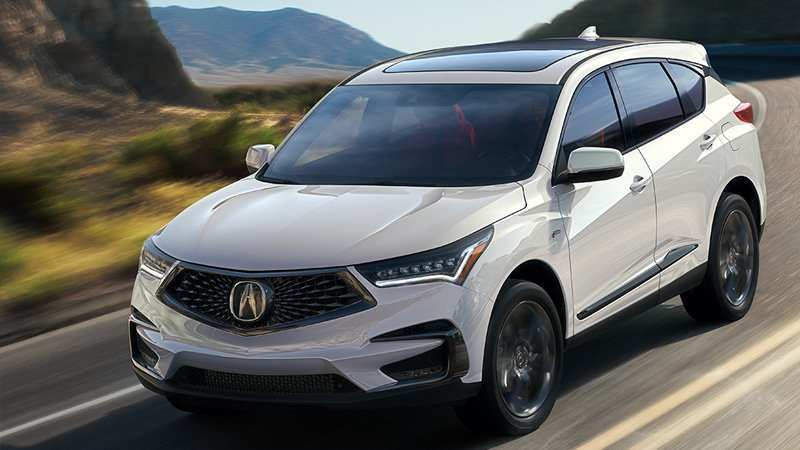 54 The 2019 Acura Zdx Interior with 2019 Acura Zdx