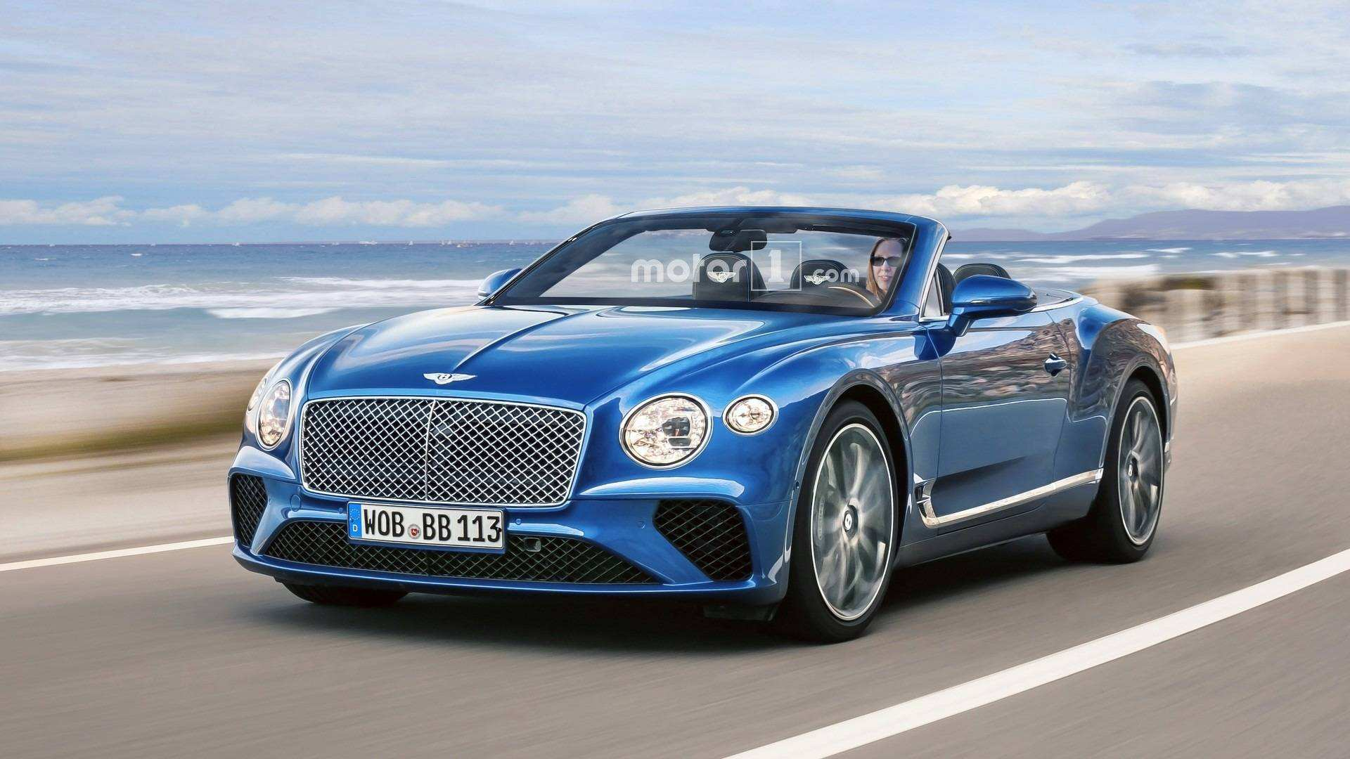 54 The 2019 Bentley Continental Performance for 2019 Bentley Continental