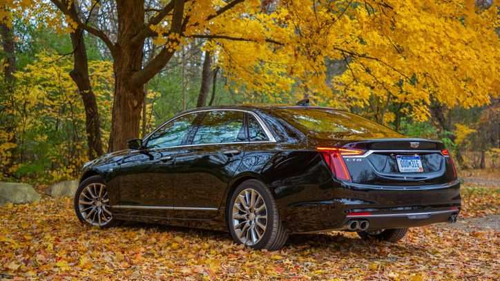 54 The 2019 Cadillac Ct6 Prices with 2019 Cadillac Ct6