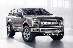 54 The 2019 Dodge Bronco Rumors for 2019 Dodge Bronco