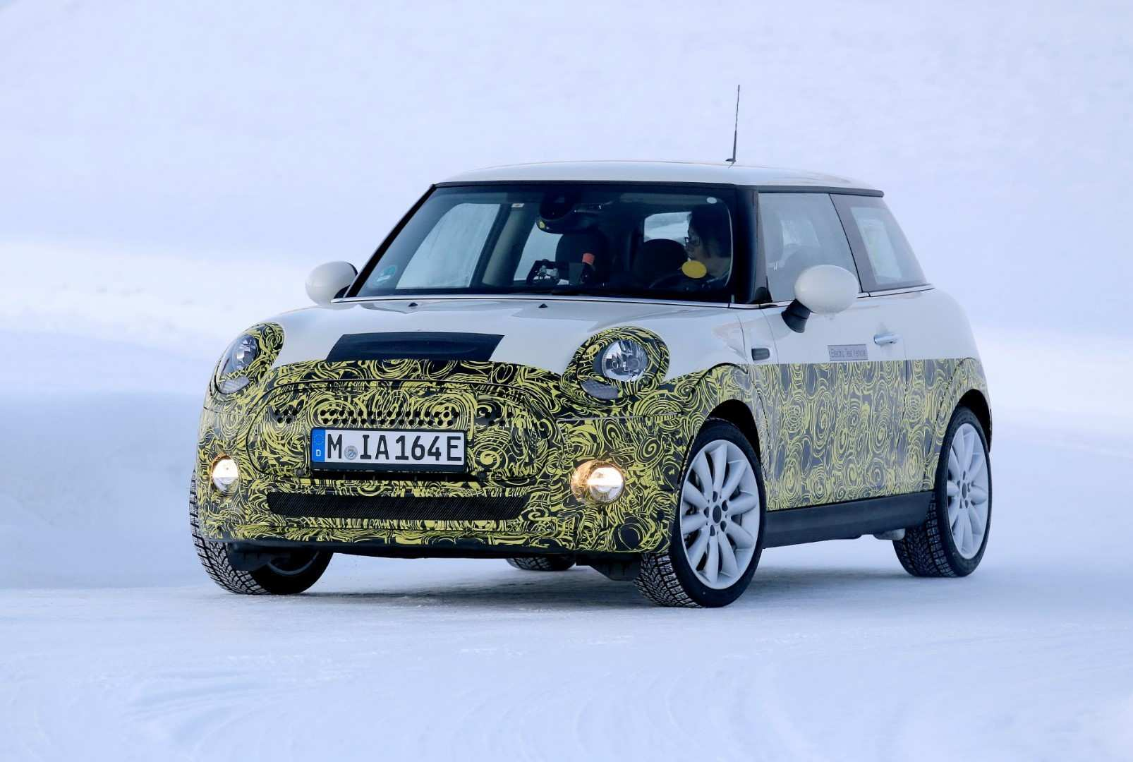 54 The 2019 Mini Cooper Spy Shots Concept for 2019 Mini Cooper Spy Shots