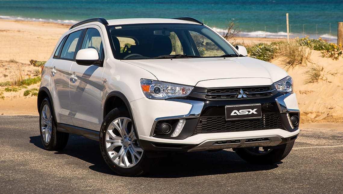54 The 2019 Mitsubishi Asx Performance and New Engine by 2019 Mitsubishi Asx