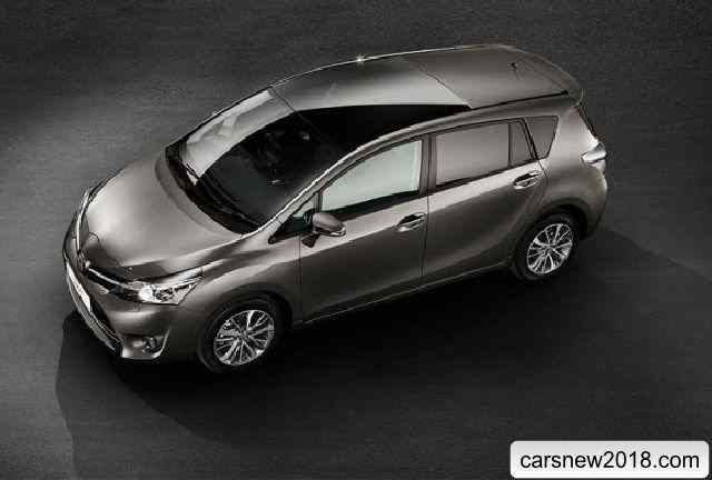 54 The 2019 Toyota Verso Pictures for 2019 Toyota Verso