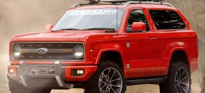 54 The 2020 Ford Bronco Air Roof Release Date by 2020 Ford Bronco Air Roof