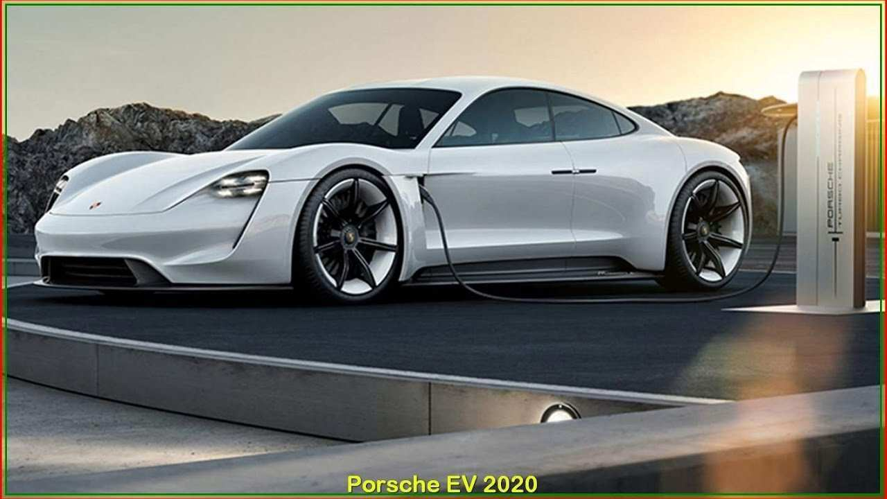 54 The 2020 Porsche New Concept with 2020 Porsche