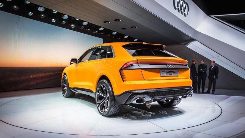 54 The Audi Novita 2019 Spy Shoot for Audi Novita 2019