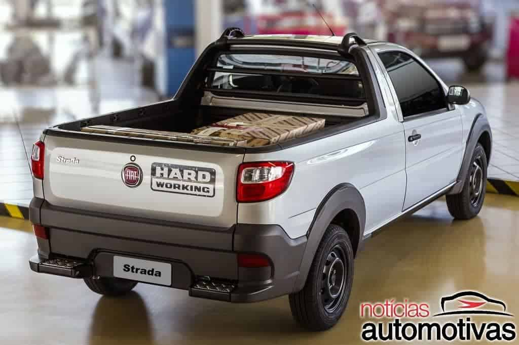 54 The Fiat Strada 2019 2 Photos for Fiat Strada 2019 2