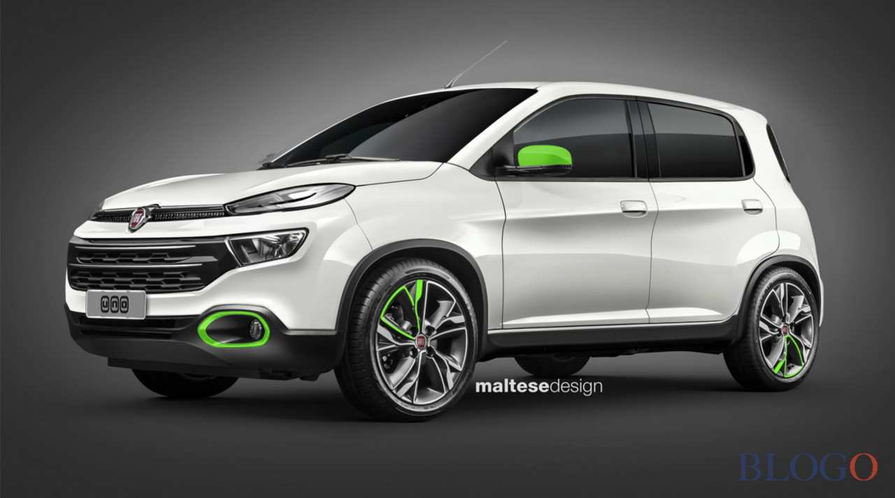 54 The Nuove Fiat 2020 New Concept by Nuove Fiat 2020
